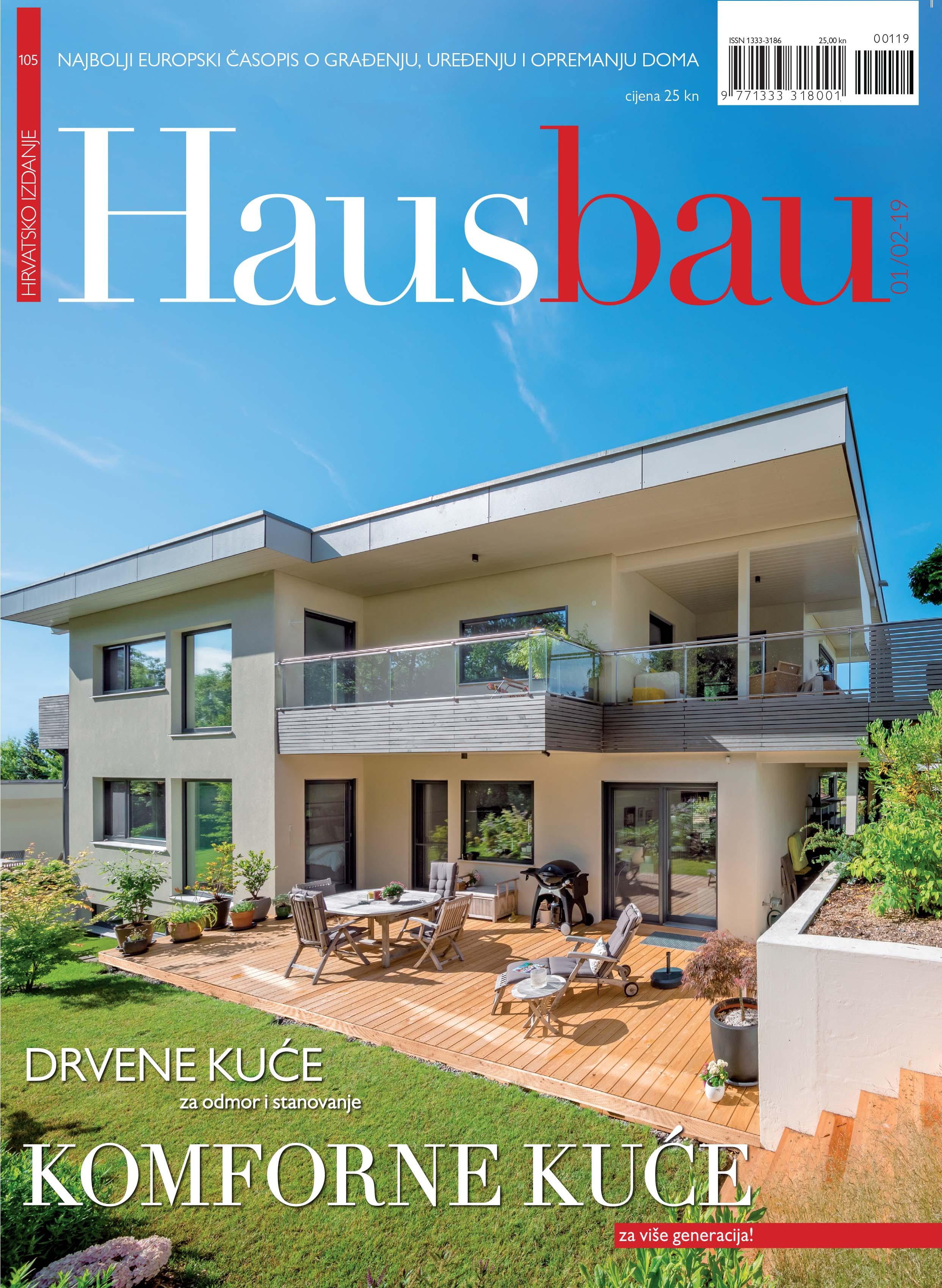 Hausbau 105 (siječanj/veljača 2019)
