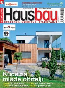 Stručni članci u Hausbau 66. srpanj/kolovoz 2012.