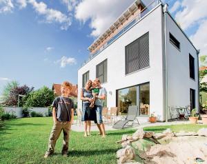 Vrt i terasa – Hausbau br.78
