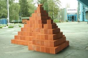 Instalacija od Wienerberger opeke