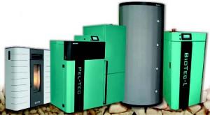 Biomasa - komforno grijanje obnovljivim izvorima energije  - HAUSBAU br.80