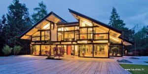 Kuća u staklu – Hausbau br. 81