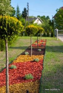 Uređenje vrta – Hausbau br.83