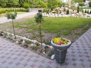 Uređenje vrta - Hausbau br.83