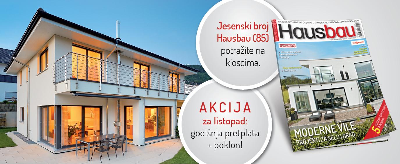 Hausbau br.85 (rujan/listopad 2015)