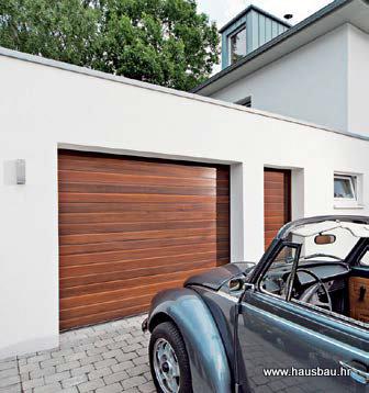 Garaže i nadstrešnice – Hausbau br.86 (studeni/prosinac 2015)