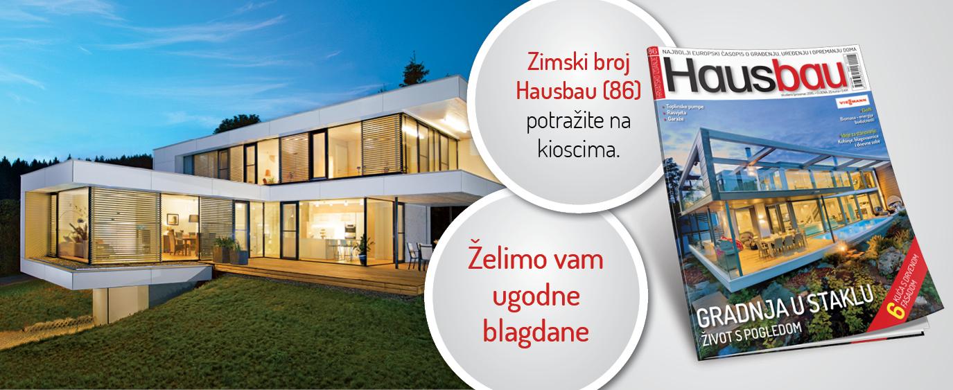 Hausbau br. 86 (studeni / prosinac 2015)