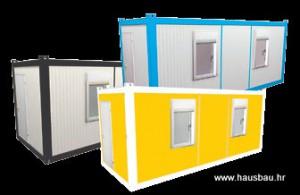kontejneri za stanovanje - Hausbau br 87 01/02 20116