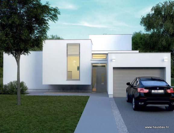 Domprojekt – vrhunske montažne kuće – Hausbau br.86 (11/12 2015)