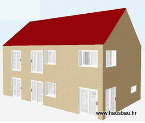 Domus plus kuće - Hausbau br.88 (ožujak/travanj 2016)