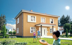 Fasadni sustavi CAPAROL – Hausbau br.88 (ožujak/travanj 2016)