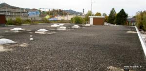 Ravni krov – Sika – Hausbau br.90