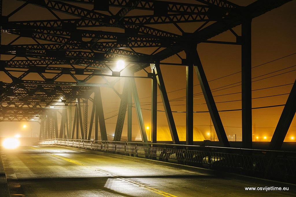 LED rasvjeta za industrijsku i profesionalnu upotrebu