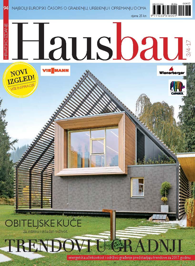 Novi broj na Kioscima (Hausbau br.94)