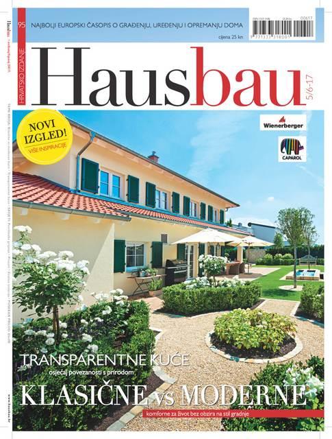 Novi broj na kioscima (Hausbau br. 95 05/06 2017)