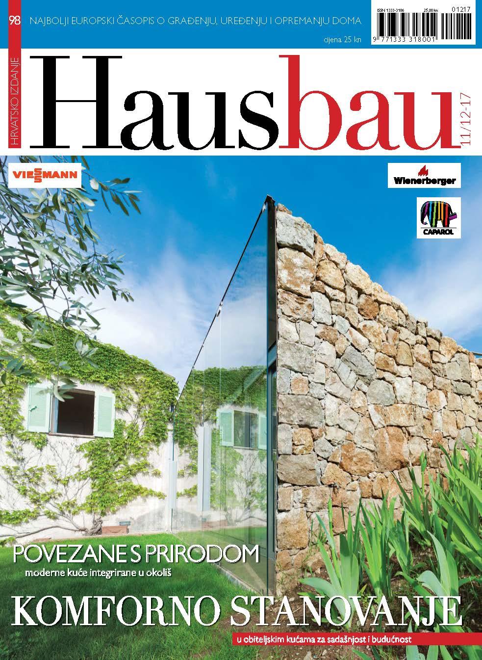 Hausbau br. 98 (11/12 2017)