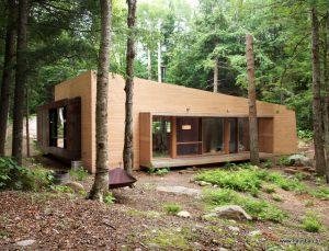 Kuće integrirane s prirodom (Kuće u prirodi) – Hausbau br.98 (11/12 2017)