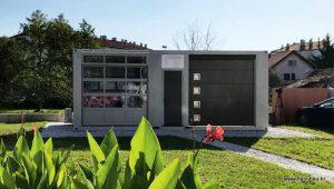 ALUTECH sekcijskih vrata – Pouzdanost i kvaliteta -Hausbau br.100 (03/04 2018)