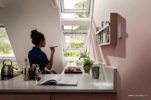 Velux – Prvi pametni prozor – Hausbau br.103 (09/10 2018)