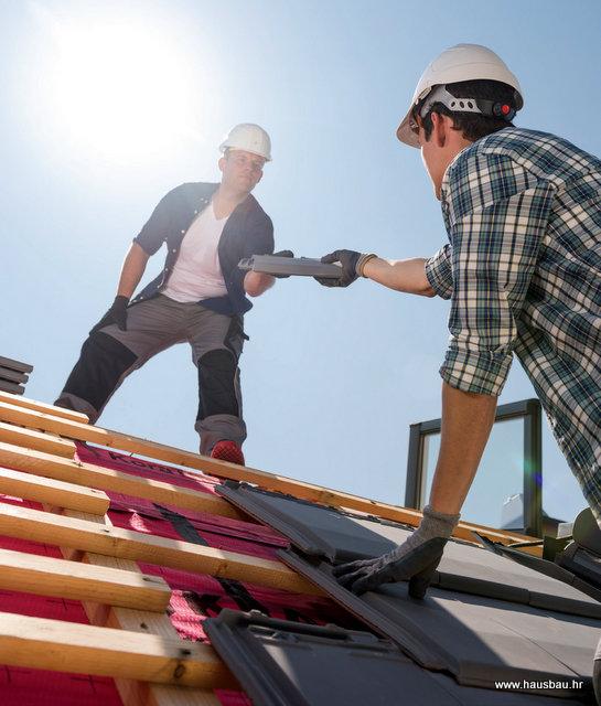 KAKO OSIGURATI trajnu kvalitetu krova? – Wienerberger – Hausbau br.103 (09/10 2018)