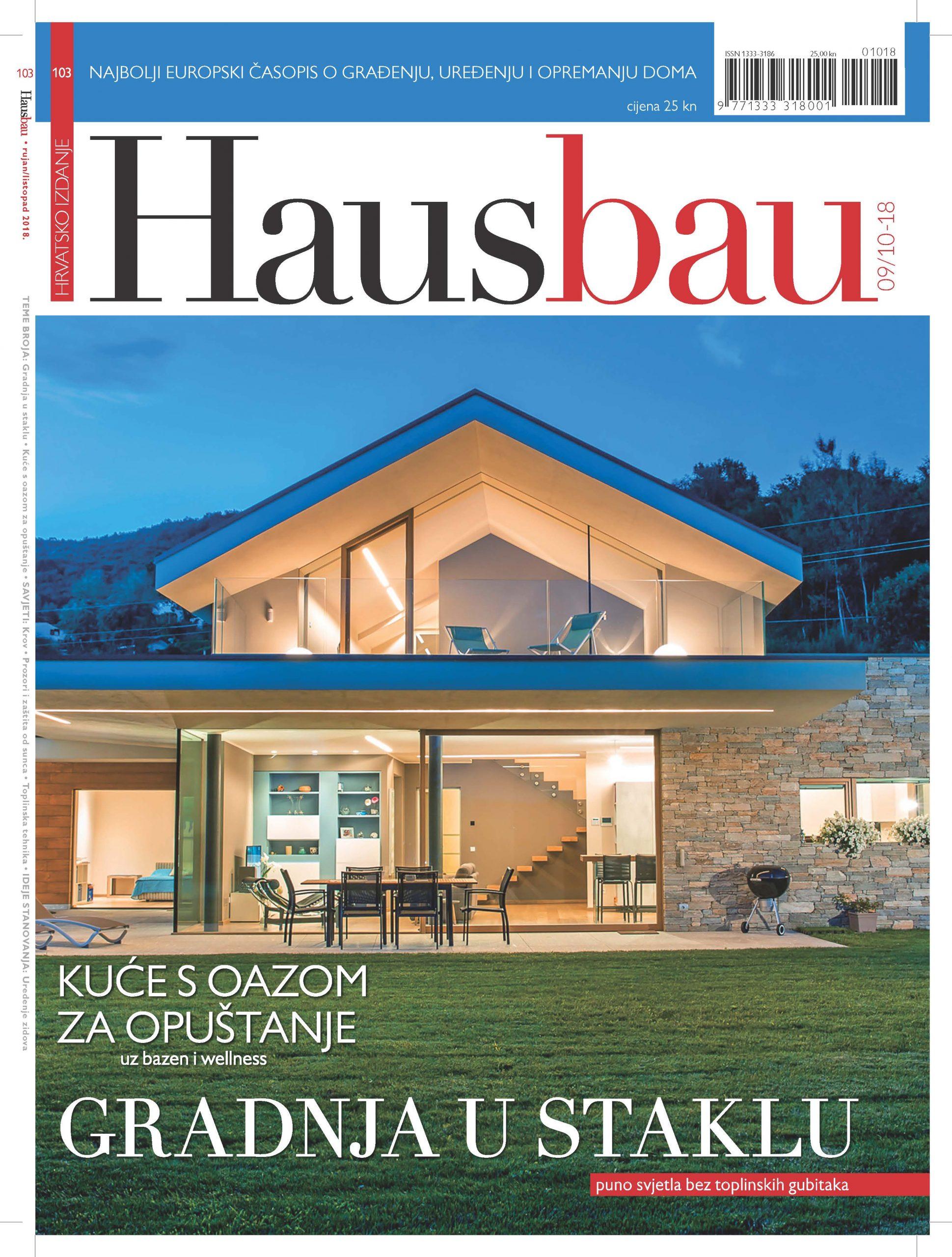 Hausbau br.103 (09/10 2018)