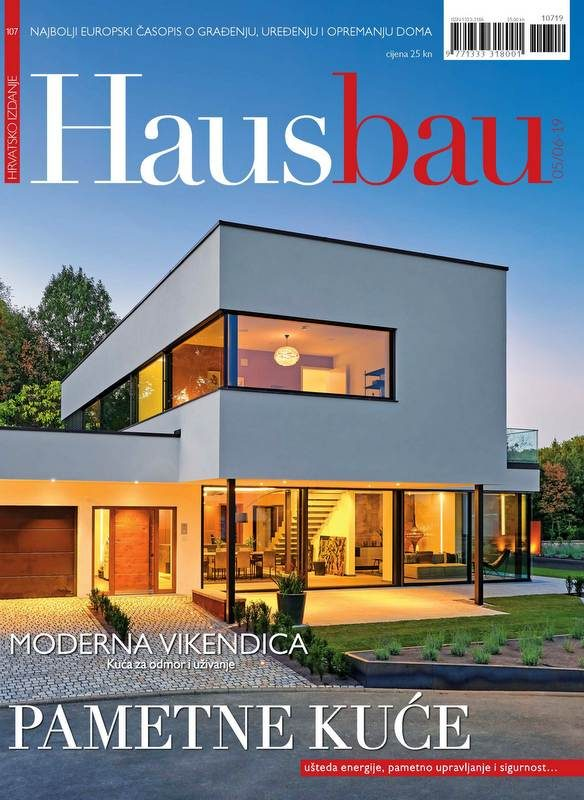 Hausbau godišnja pretplata na online izdanja D