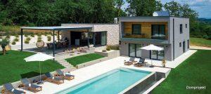 Domprojekt – montažna gradnja bez kompromisa – Hausbau br.107