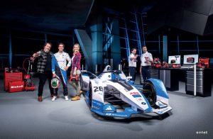 Einhell je partner BMW i Motorsporta