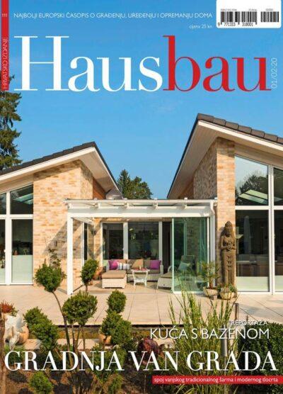 Hausbau br.111 (siječanj/veljaća 2020) T