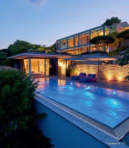 Kuća s bazenom: Dragulj na južnoj padini