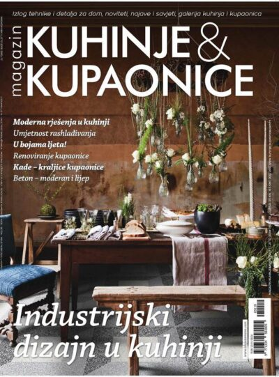 Kuhinje i kupaonice br.51 ljeto 2019 T