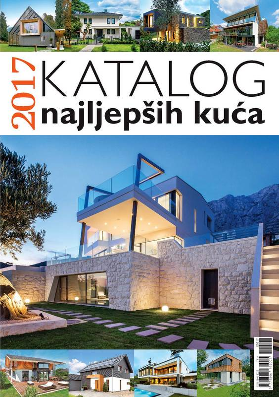 Katalog najljepših kuća 2017 T