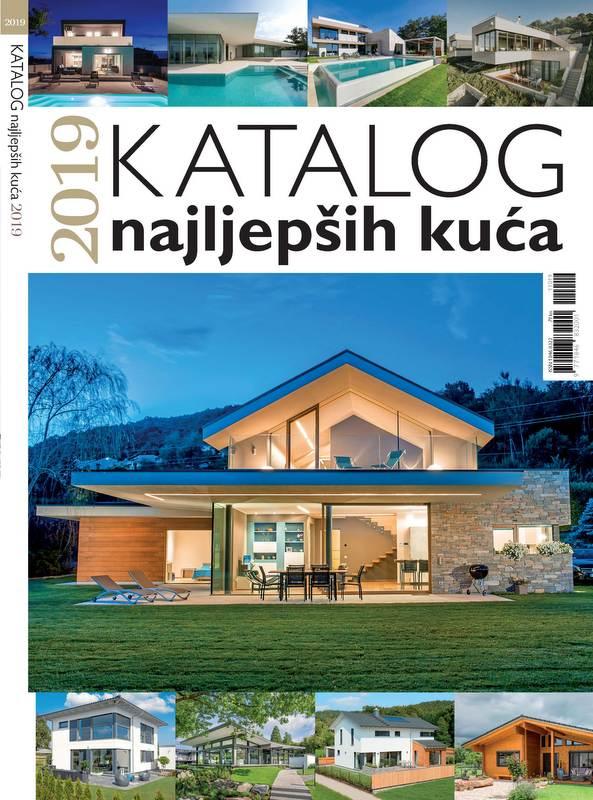 Katalog najljepših kuća 2019 T
