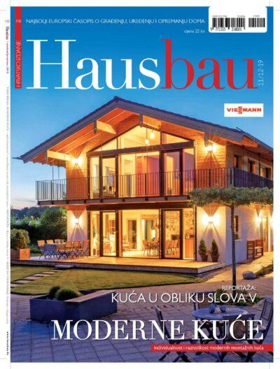 Hausbau br.110 (studeni/prosinac 2019) T