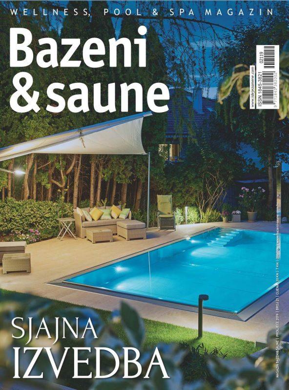 Bazeni i saune br.21 (2019) D