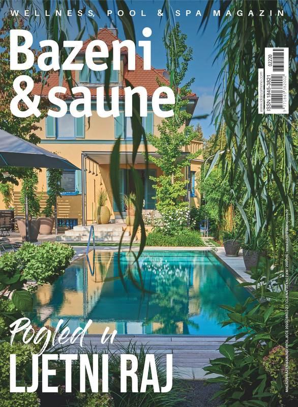 Bazeni i saune br.22 (2020) D