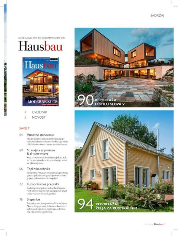 Hausbau br.110 (studeni/prosinac 2019) D