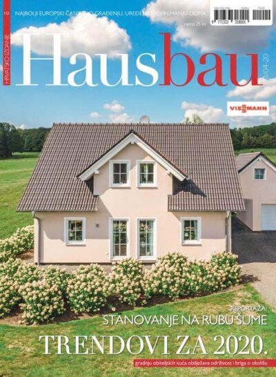 Hausbau br.112 (ožujak/travanj 2020) T