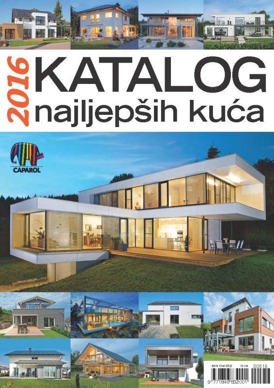 Katalog najljepših kuća 2016 T