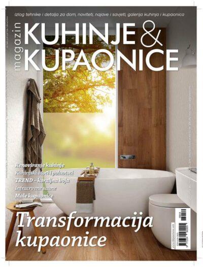 Kuhinje i kupaonice br.50 proljeće 2019 T
