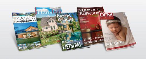 Paket pretplata Hausbau, Kuhinje i kupaonice, Bazeni i saune T