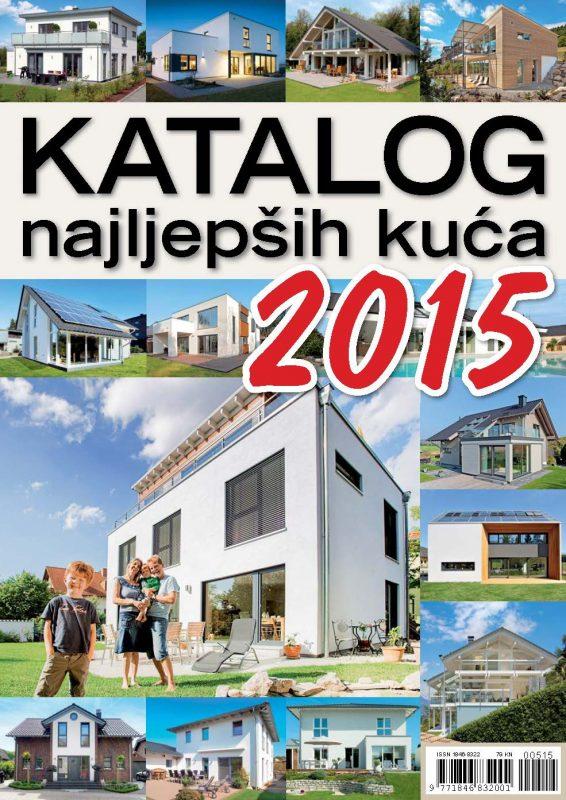 Katalog najljepših kuća 2015 T