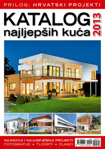 Katalog najljepših kuća 2013 T