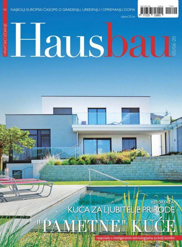 Hausbau br.113 (svibanj/lipanj 2020) T