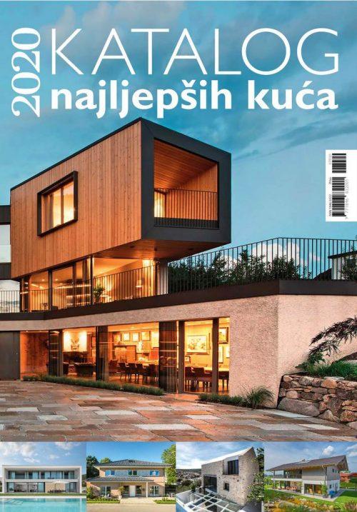 Katalog najljepših kuća 2020 T