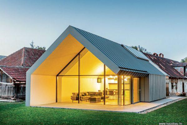 Krov oblikuje objekt i štiti stambeni prostor. Pritom konstrukcija, pokrov i oblik određuju njegova bitna svojstva, što ćemo objasniti u ovom prilogu.